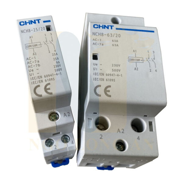 contactor 1 pha chint nch8