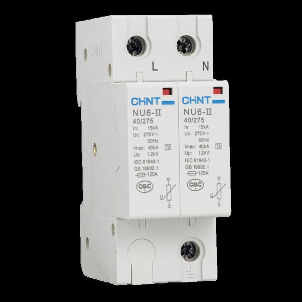 chống sét lan truyền AC CHINT NU6-II- điện 1pha
