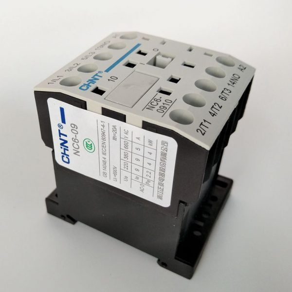 contactor mini chint nc6