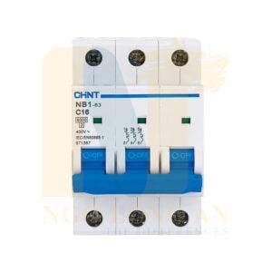 mcb chint NB1-63