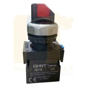 công tác xoay có đèn chint np8-11xd