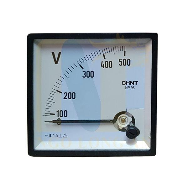 đồng hồ do áp chint np96
