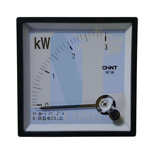 đồng hồ đo công suất chint np96