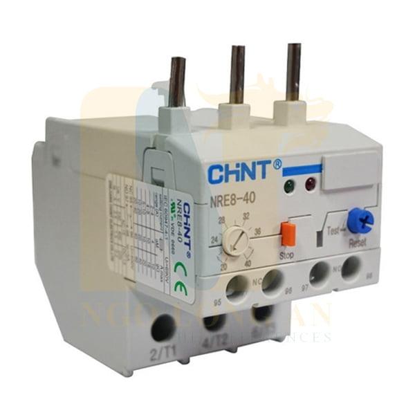 relay nhiệt điện tử chint nre8