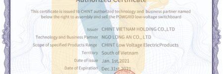 nhà phân phối thiết bị điện chint chint chính hãng