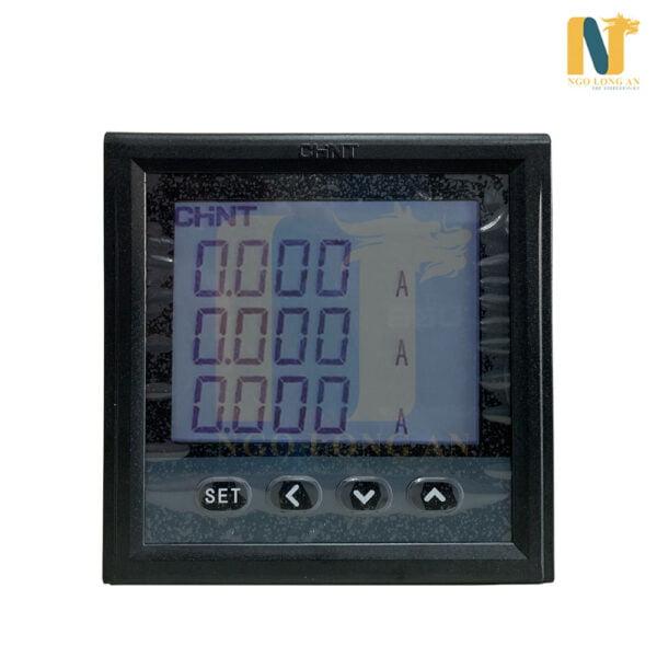 đồng hồ kỹ thuật số chint pd666-cs3
